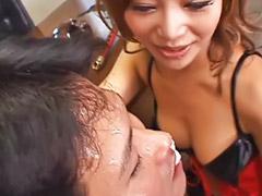 Sperma tauschen, Swap tauschen, Sperma tauschen asiatin, Japanisch oral, Asiatisch sperma, Asiatisch sperma