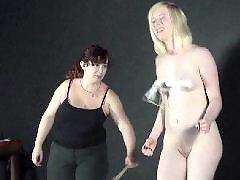 Фемдом лезби, Спанкинг и, Необычный секс