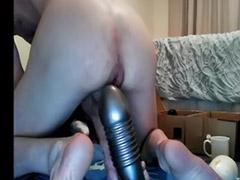 Les toy, Anal toy les, Solo masturbe, Branler, Masturbations