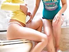 Lesbi teen, Teismelised lesbid