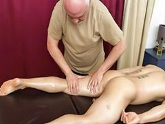 Massage cum, Massagem gay
