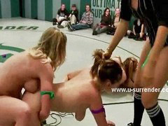 Wrestling, Wrestling ring, Wrestling lesbian, Wrestling babes, Wrestl, Ring on