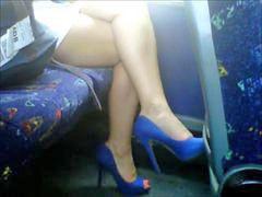 Nohy, Podpatky, Legíny
