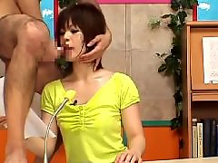 Japanese, Cumshot, Cum in mouth, News