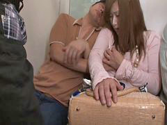 Train, Groped, Grope, Groping, Chikan, Training