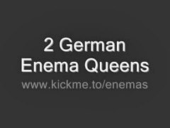 Enema, German, Enemas, G-queen, Queens, Queening