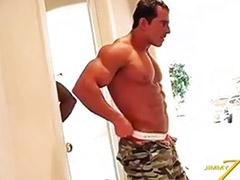 Männer solo, Muskel