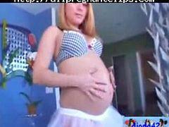 คนท้อง, ตั้งครรภ์