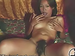 Webcam, Asian, Hairy