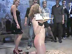 Bukkake, Party