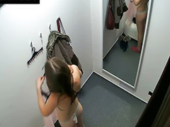 Czech girls, Teen public, Amateur public, Changing room, Public teen, Chang room