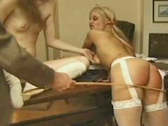 Spanking student, Spanked in the office, Office spanking, Office spank, Butt spanking, Students