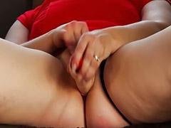 Mature masturbation, Bbw mature