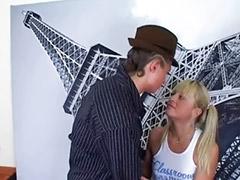 Blonde ados encule, Ado blonde baisee, Couple baise une teen, Enculer une ados amateur, Rasée enculée