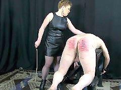 여군 스팽킹, 잔인 체벌, 잔인, 심한
