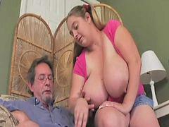 Huge titties, April x, April, Instructor, Instruct