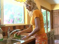 Kitchen, Cougar, Leigh, In kitchen, Perfect, Kit