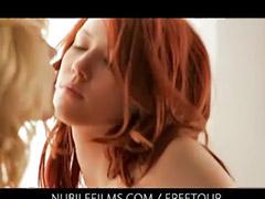 Vagina, Film, Skinny, Kissing, Redhead, Lesbian