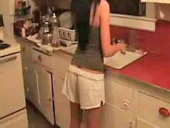 Kitchen, Cute, Teen