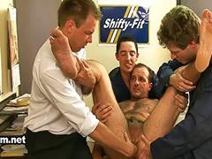 Mature anal, Anal mature, Gay domination, Group handjob, Gay toy, Mature masturbation