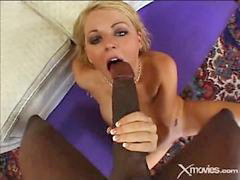 Huge cock, Sophie dee, Black