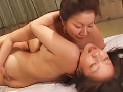 Japanese mature, Mature masturbation, Mature lesbian, Asian mature