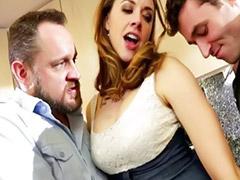 Double penetration, Milf, Wife