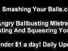 Untill, Squeezing balls, Squeeze bdsm, Spanked balls, Bdsm,spanking, Bdsm spank
