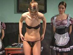 Maid, Punish, Movie, She, Punished, Punishement