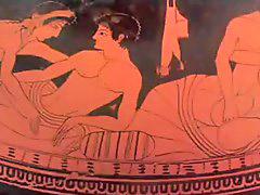 Эротика винтаж, греческое порно, винтаж греческий, эротика, древние, под му