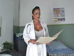 Doktorka, Pacientka
