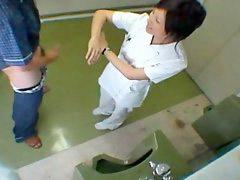 Nurseli, Hemşire,, Japon, Hemşire