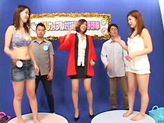 Japanese, Strip, Gameshow