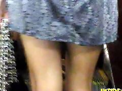 Upskirt, Ass, Young