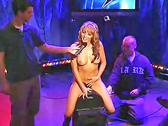 Sybian, Charlie laine, Howard stern, Charlie, Howard, Riding sybian