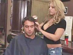 Barber, Doesn t, Girl big tits, Girl big tit, Big tits girls, Big tit girl