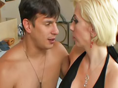 Milf big cock, Licking cock, Oral hard, Milfs big cock, Milf lick, Milf blonde hard