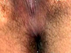 Masturbacion dedos, Peludo, Mucho pelo en coño