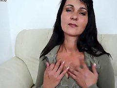 Masturberen moeder, Moeder vingert