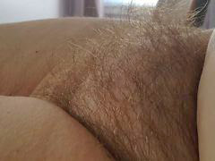 Hairy bush, Bush,, Bush hairy, Checking, Check out, Her feet