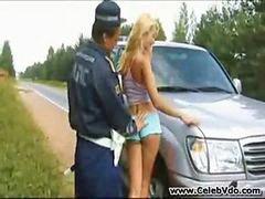 الشرطية, الشرطه الامريكيه, فحص, شرطة, الشرطة