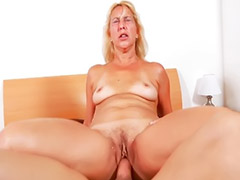 Milf, Mature, Blonde mature