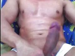 Webcam branle solo, Webcam masturbe solo