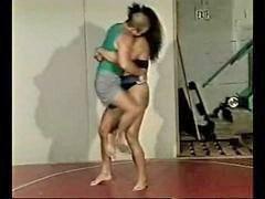 Wrestling mixed, Female bodybuilder, Bodybuilding, Mixed wrestling, Mixed, Mix