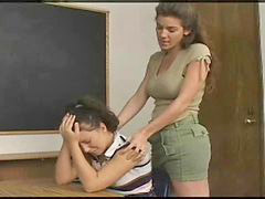Student, Punish, Teacher, Teacher,, She, Bad