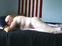 Blanket, Bobbi, Bobby, Rubbing masturbation, Rubbing the, Penis solo