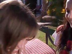 แอนาน, เลสเบี้ยนฝรั่งน่ารัก, หน้รัก, รักหรับ, ทำให้ด, ครั้งแรก