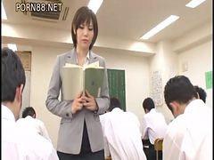 Teacher getting, Teacher
