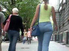 Upskirt, Public, Ass