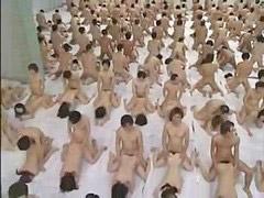 Japanese, Japanese sport, Sport, Japanese orgy, Unbelieve, Unbelievable